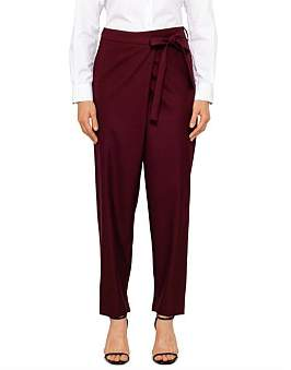 BODICE Overlap Tie Trousers