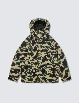 Bape 1 St Camo Snowboard Jacket