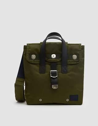 Sacai MA-1 Crossbody Bag in Khaki