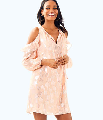 Lilly Pulitzer Marlyse Silk Dress