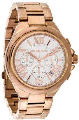 Michael Kors Camille Watch $125 thestylecure.com