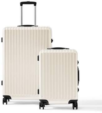 Mark And Graham Co-Pilot Hardshell Carry-On and Checked Spinner Set