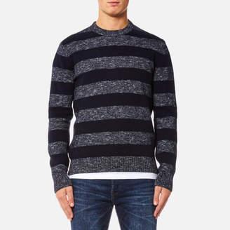 Edwin Men's Standard Stripes Sweater