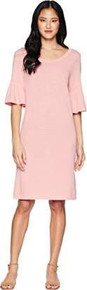Splendid Women's Ruffle Sleeve Dress