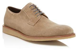 To Boot Jack Suede Buck Derby Shoes
