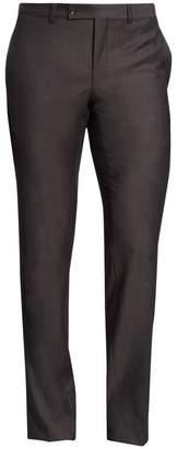 Saks Fifth Avenue MODERN Basic Ford Wool Pants