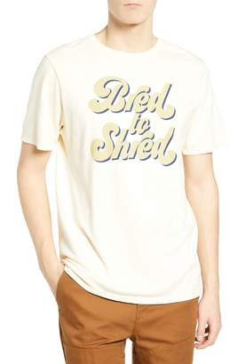 Hurley Bred To Shred Graphic T-Shirt