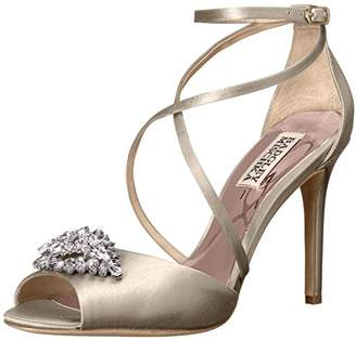 Badgley Mischka Women's Tatum Heeled Sandal