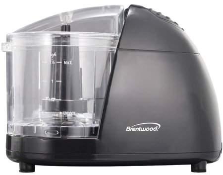 Brentwood MC-106 1.5 Cup Mini Food Chopper
