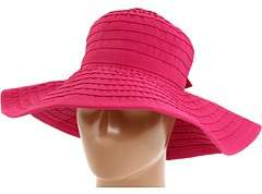 San Diego Hat Company Women's Ribbon Large Brim Hat