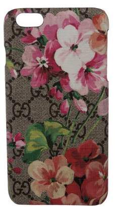 1a040fb7bed6 Gucci GG Blooms iPhone Case