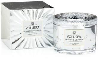 Voluspa Branche Vermeil Boxed Corta Maison Candle