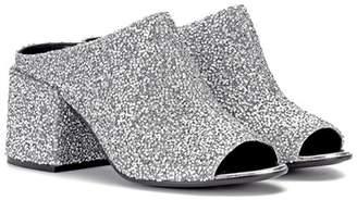 MM6 MAISON MARGIELA Bead-embellished sandals
