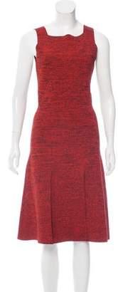 Proenza Schouler Patterned Midi Dress w/ Tags