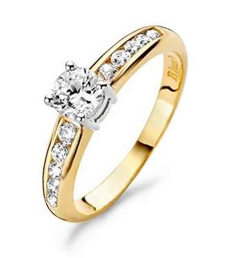 Blush Lingerie Women Cubic Zirconia Ring -Size M 11549BZI/52