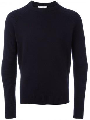 Ami Alexandre Mattiussi crew neck sweater $410 thestylecure.com
