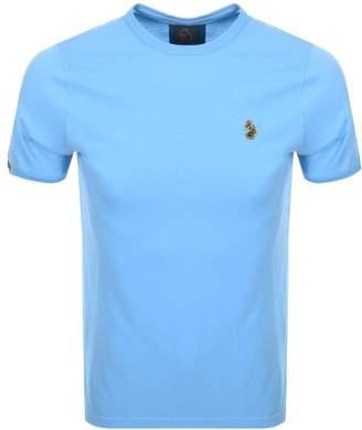 Luke 1977 Traffs T Shirt Blue