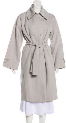 Max Mara Double-Breasted Wool Coat w/ Tags