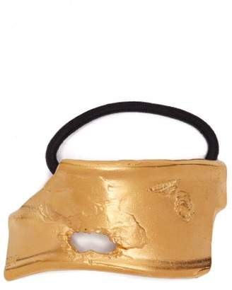 Alighieri The Overthinker Gold Plated Hair Tie - Womens - Gold