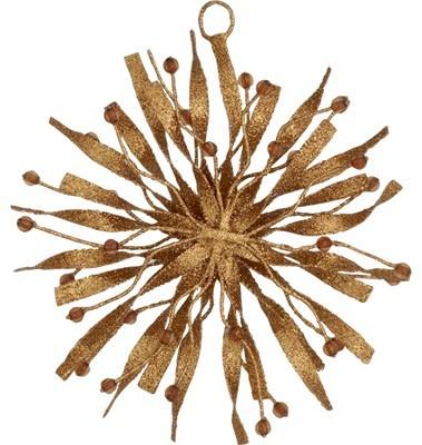 Glitter Star Ornament