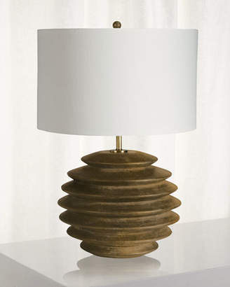 Regina-Andrew Design Regina Andrew Design Accordion Round Table Lamp