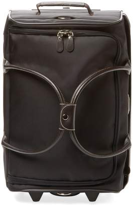 """Bric's Luggage Pronto 21"""" Carry-On Rolling Duffle"""
