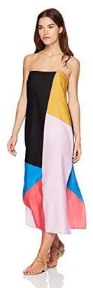 Mara Hoffman Women's Sena Chapiteau Sleeveless Maxi Dress Cover-up,S