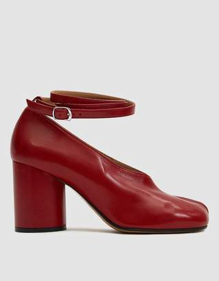 Maison Margiela Tabi Wrap Around Pump