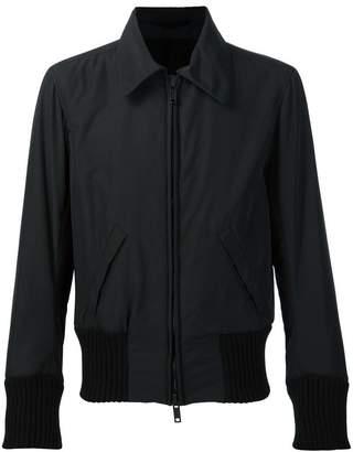 Ann Demeulemeester Grise zipped shirt jacket