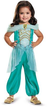 BuySeasons Disney Princess Jasmine Classic Little Girls Costume