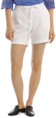 Blend of America Must Have Linen Short White