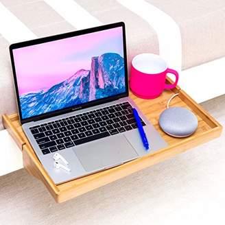 BedShelfie Plus The Original Bedside Shelf - 9 Colors - 2 Sizes - AS SEEN ON Business Insider (Plus Size