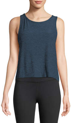 Beyond Yoga Weekend Traveler Sleeveless Cropped Tank Top
