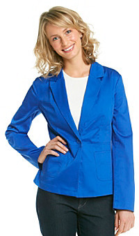 Studio Works® Sateen Blazer