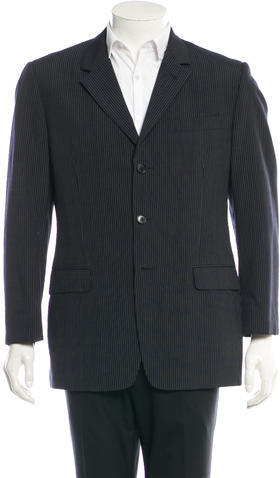 Paul SmithPaul Smith Wool Pinstripe Blazer
