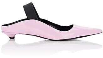Proenza Schouler Women's Patent Leather Slingback Pumps