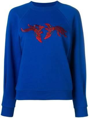 Kenzo Flying Phoenix sweatshirt