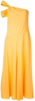 GOEN.J one-shoulder dress
