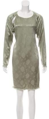 3.1 Phillip Lim Silk Blend Dress