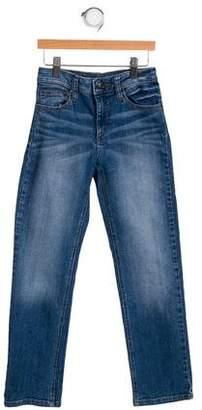 Joe's Jeans Girls' Straight-Leg Denim Bottoms