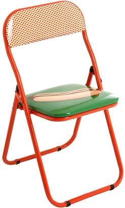 Seletti Hotdog Folding Chair
