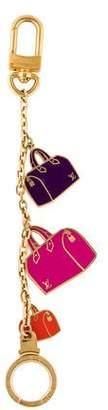 Louis Vuitton Iconic Speedy Bag Charm
