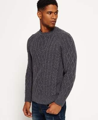 Superdry Newfoundland Crew Neck Sweater