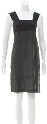 Marni Colorblock Mini Dress