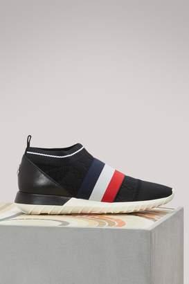 Moncler Wallflower sock sneakers