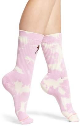 Stance Break a Leg Crew Socks