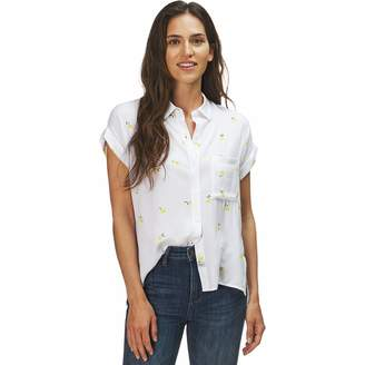 Rails Whitney Citron Shirt - Women's