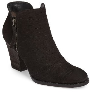 Women's Paul Green Malibu Sliced Zip Bootie $398 thestylecure.com