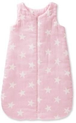 Aden + Anais Flannel & Muslin Wearable Blanket $49 thestylecure.com