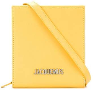 Jacquemus Le Gadjo logo bag
